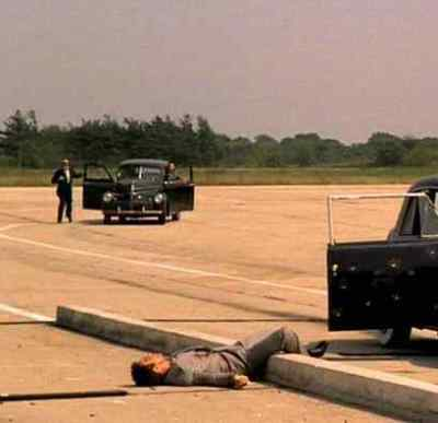 Sonny's death The Godfather 1972
