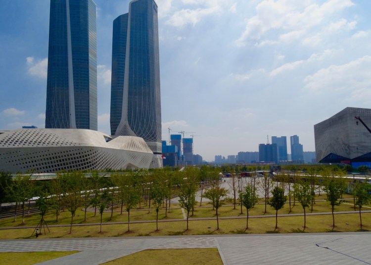 Nanjing Youth Culture Olympic Park China