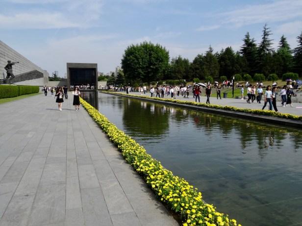 Peace Park Nanjing Massacre Memorial China
