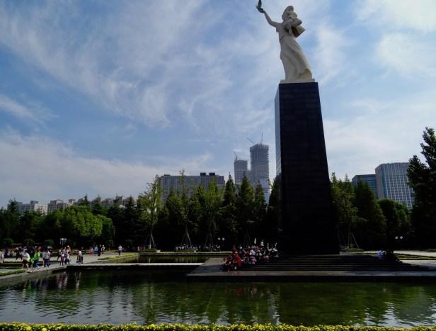 Peace Square Nanjing Massacre Memorial China