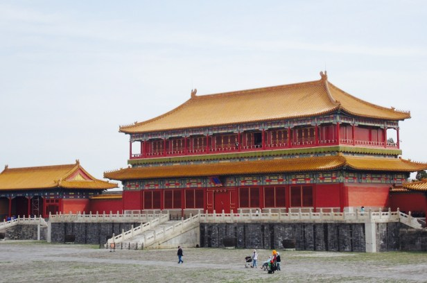 Hall of Supreme Harmony The Forbidden City Beijing
