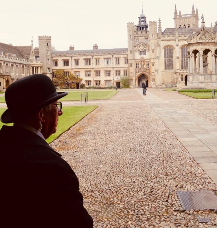 Trinity College Cambridge England.