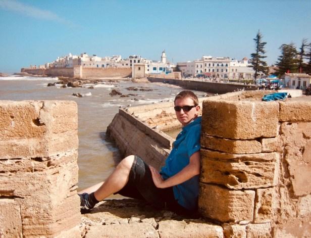 Visit Essaouira Fortress Morocco.