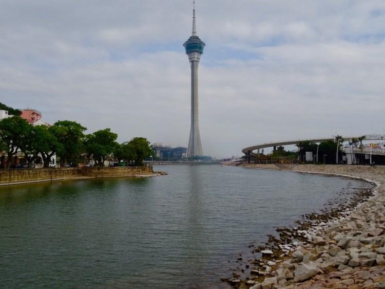Visit Macau Tower China.