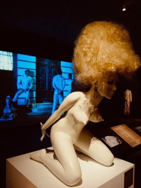 Stanley Kubrick Exhibition Eye Film Museum Amsterdam.