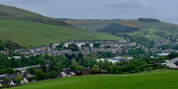 Visit Galashiels The Scottish Borders.