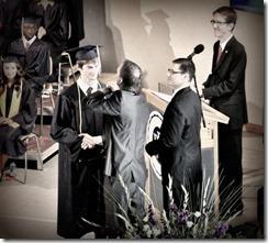 Noah graduates from BFA