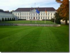 Schloß Bellevue - German President's Palace