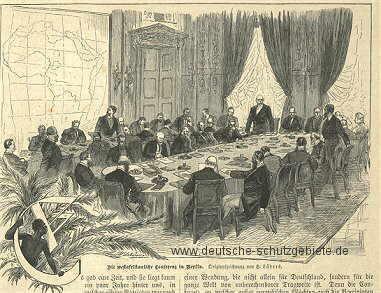 Original Berlin-Congo Conference