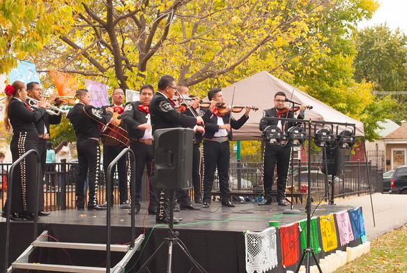 OCT16 - Dia de Los Muertos - Pilsen, Chicago