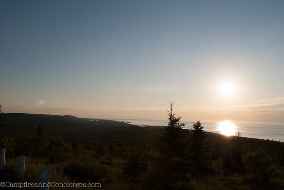 Keewinaw Peninsula - Brockway Mountain