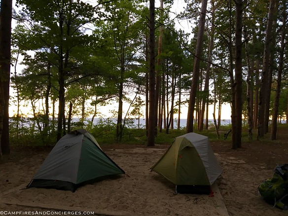 TwelveMile Beach Campground