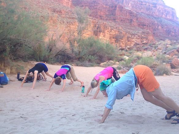 Tuesday 9/8Morning Yoga