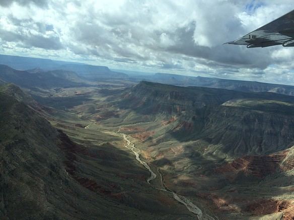 Wednesday, 9/16Cessna Flight to Vegas