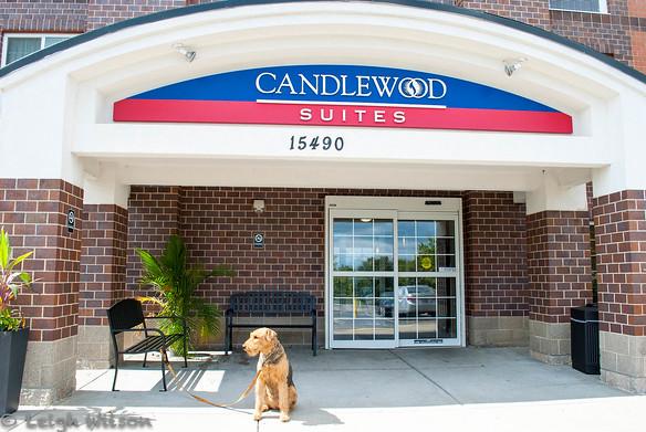 Candlewood Suites - Olathe, Kansas