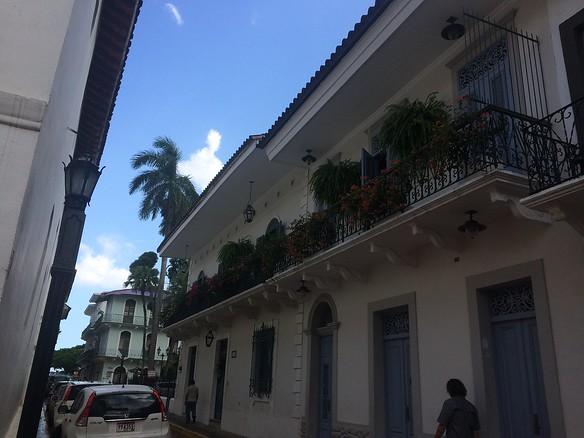 Barefoot Panama City and Canal TourCasco Viejo