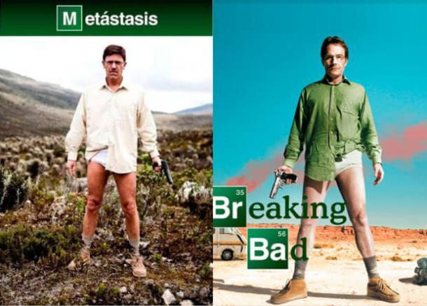 Breaking Bad uitgekeken maar je wilt meer? Dat kan: Metástasis!   metastasis-breaking-bad