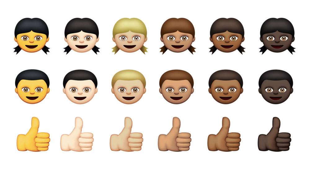 Apple komt met politiek correcte emoji's | emoji-apple-politiek-correct