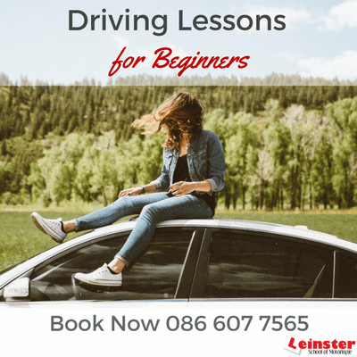 Driving Lessons for Beginners - Blog Graphic - 400x400