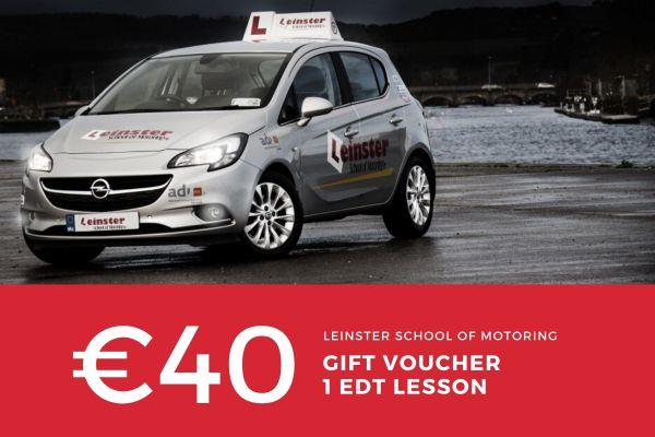 €40 Gift Voucher