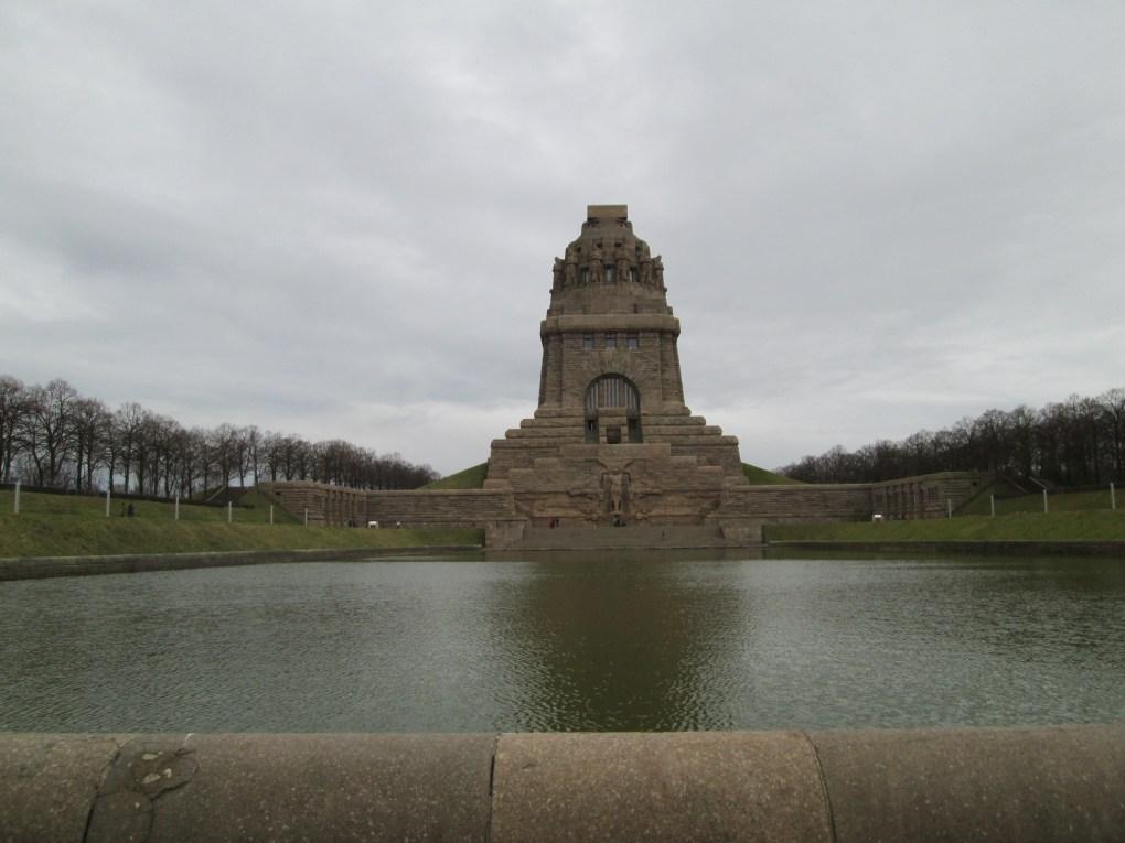 The Völkerschlachtdenkmal in Leipzig. Photo courtesy of Lito Seizani.