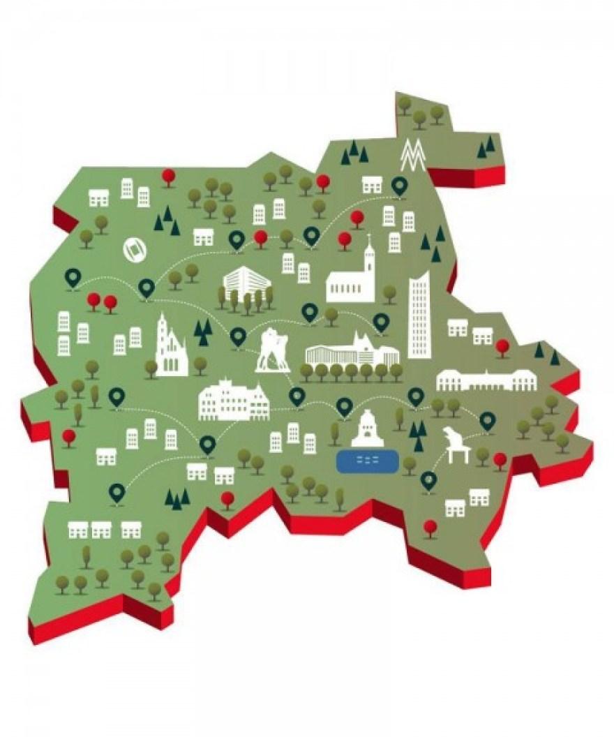 Leipzig according to the Startup Safary hounds. Image courtesy of Sam Jozeps.