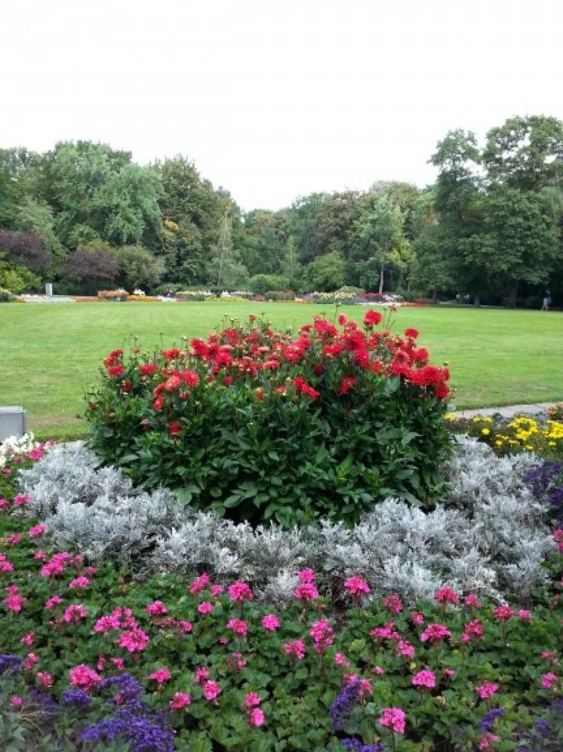 Clara Zetkin Park in summer. (Photo: Marjon Borsboom)