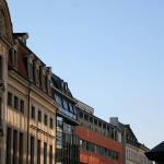 Leipzig city center. Photo: maeshelle west-davies