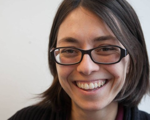 Andréanne Roy, former freelance teacher, now Director of Studies at inlingua. (Photo: maeshelle west-davies)