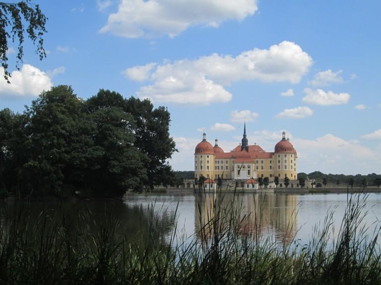 Barockschloss Moritzburg. (Photo: Lito Seizani)