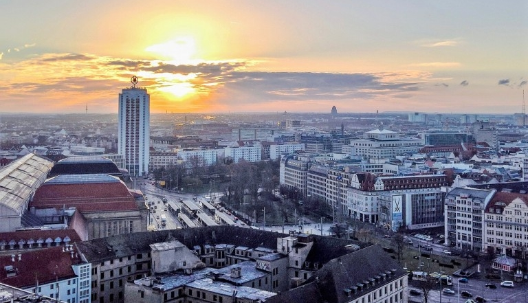 Leipzig is also a city to build your career!