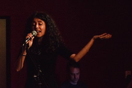 Performers open mic 9