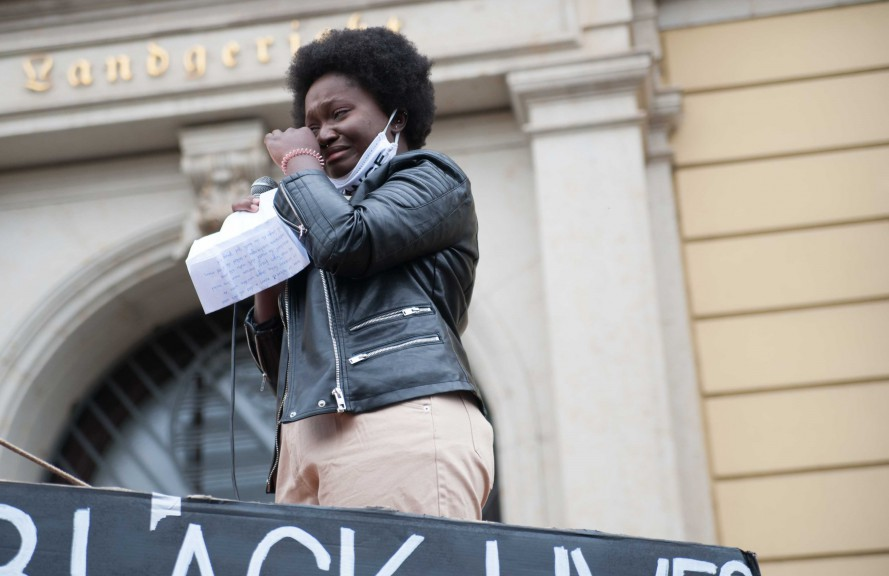 Black Lives Matter Leipzig