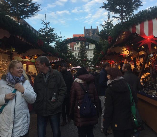 christmas market 2017 markt leipzig
