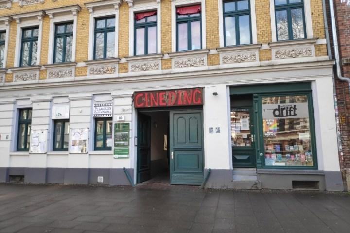 CineDing cinema Leipzig, photo by Heiner Uebbing