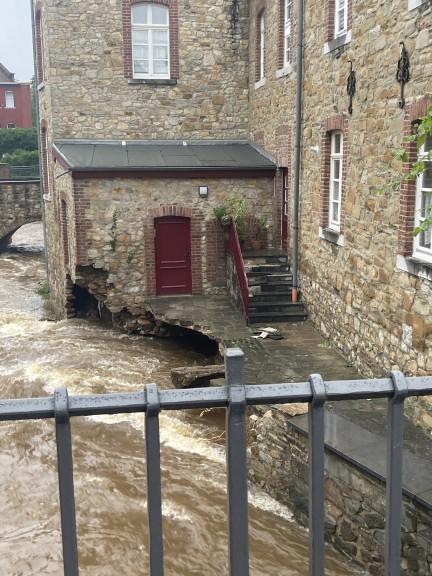 Stolberg flood