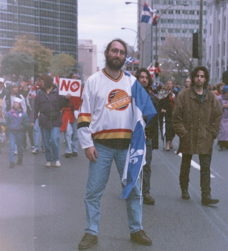 Unity Rally 1995