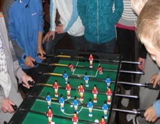Perinteistä jalkapalloa