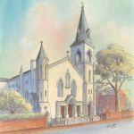 Historic building: Gothic Church, Alexandria, VA