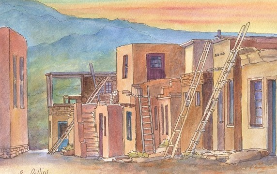 USA Historic Preservation Tour – Fifth Award Presentation in New Mexico