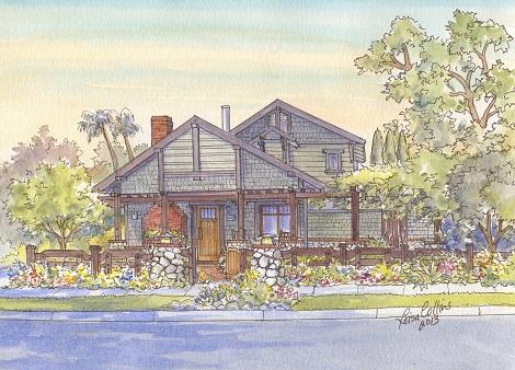 Beautiful Historic Homes in South Pasadena