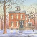 Restored Historic Home in Lansing, Michigan