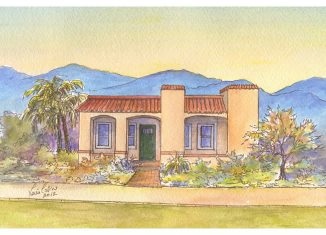 Arizona-Phoenix-Adobe-Spanish-Bungalow