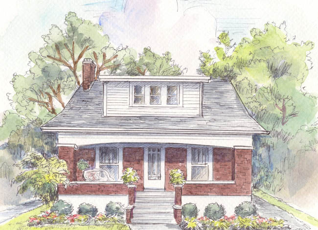 Kentucky-Louisville-Craftsman-Bungalow-