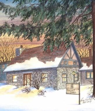 Arts & Crafts Historic Places -  Roycroft Campus  (1024x738)