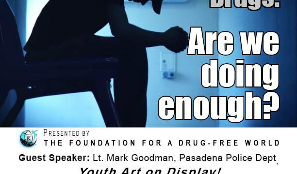 Public Forum: Keeping Kids off Drugs!