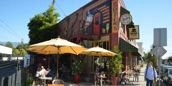 Buster's Cafe – a favorite in South Pasadena