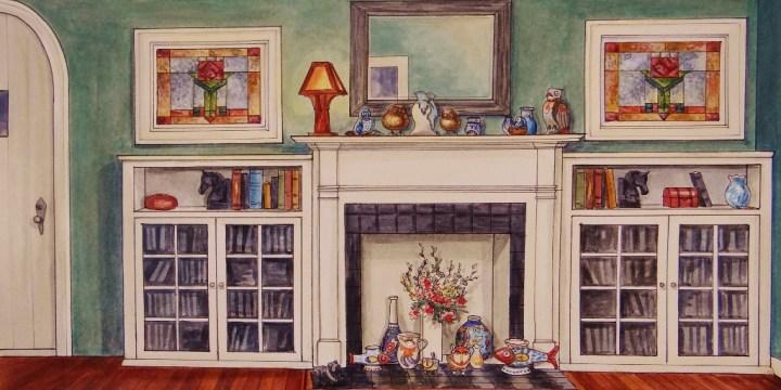 Home Portraits: Inside and Outside the USA. . .