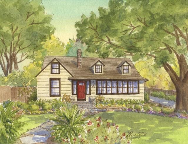 Delightful historic cottage in San Antonio