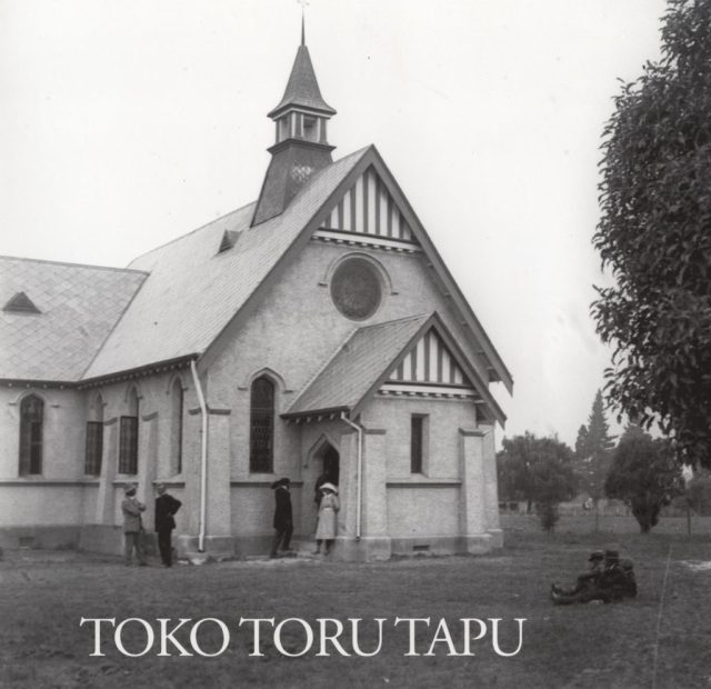 Early photo of Toko Toru Tapu Church